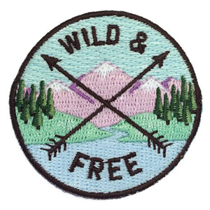 EMBROIDERED PATCH, 4