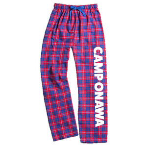FLANNEL LAZY PANT