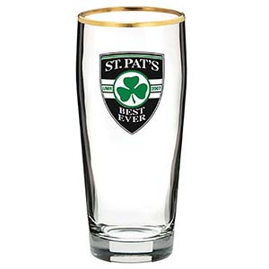16 OZ WILLI BECHER PUB GLASS