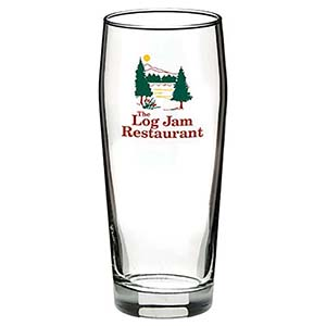 21 1/2 OZ WILLI BECHER PUB GLASS