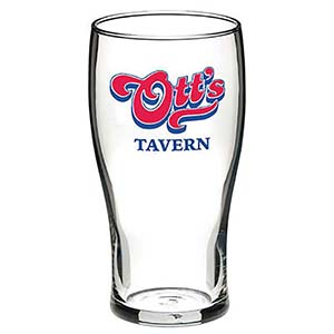 16 OZ PUB GLASS