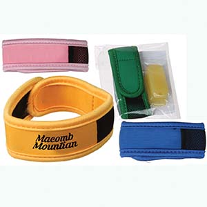 INSECT REPELLENT WRISTBAND