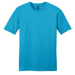 SCREENED T-SHIRT, 50/50 CTN 5.6 OZ