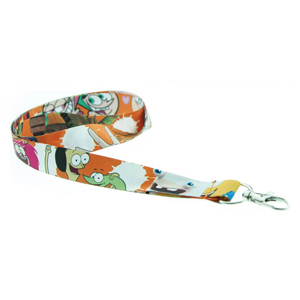 HD DYE-SUBLIMATION LANYARD