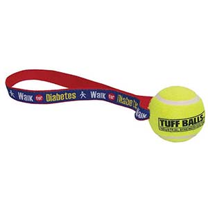 TUFF BALL™ TOSS TOY